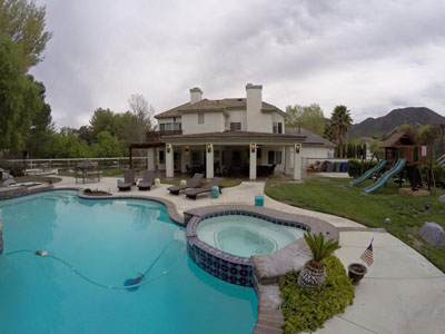 San Fernando Valley Backyard Escapes, Santa Clarita Valley Backyard Escapes, Antelope Valley Backyard Escapes