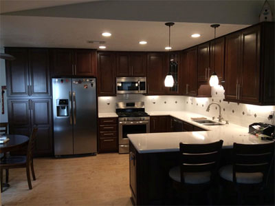 jw general contracting - lic 904978 kitchen remodeling - kitchen renovation - santa clarita kitchens - santa clarita counters